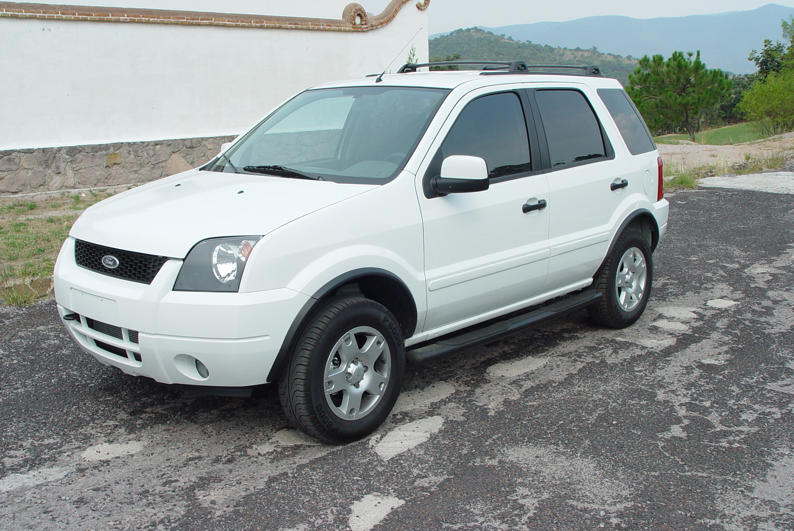 Silverman925 2004 Ford Ecosport Specs Photos