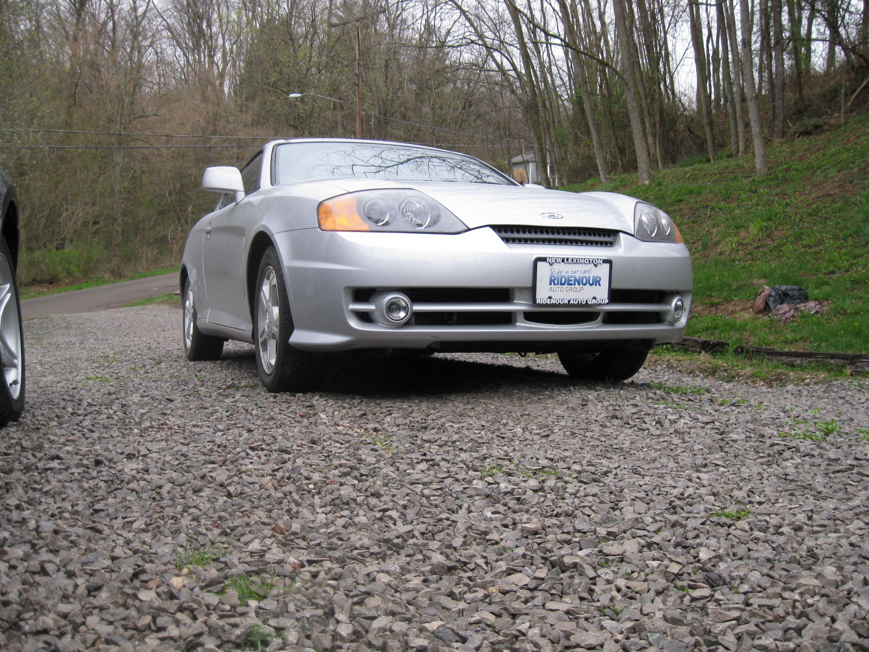 Another nickcapri8 2004 Hyundai Tiburon post... - 13708346