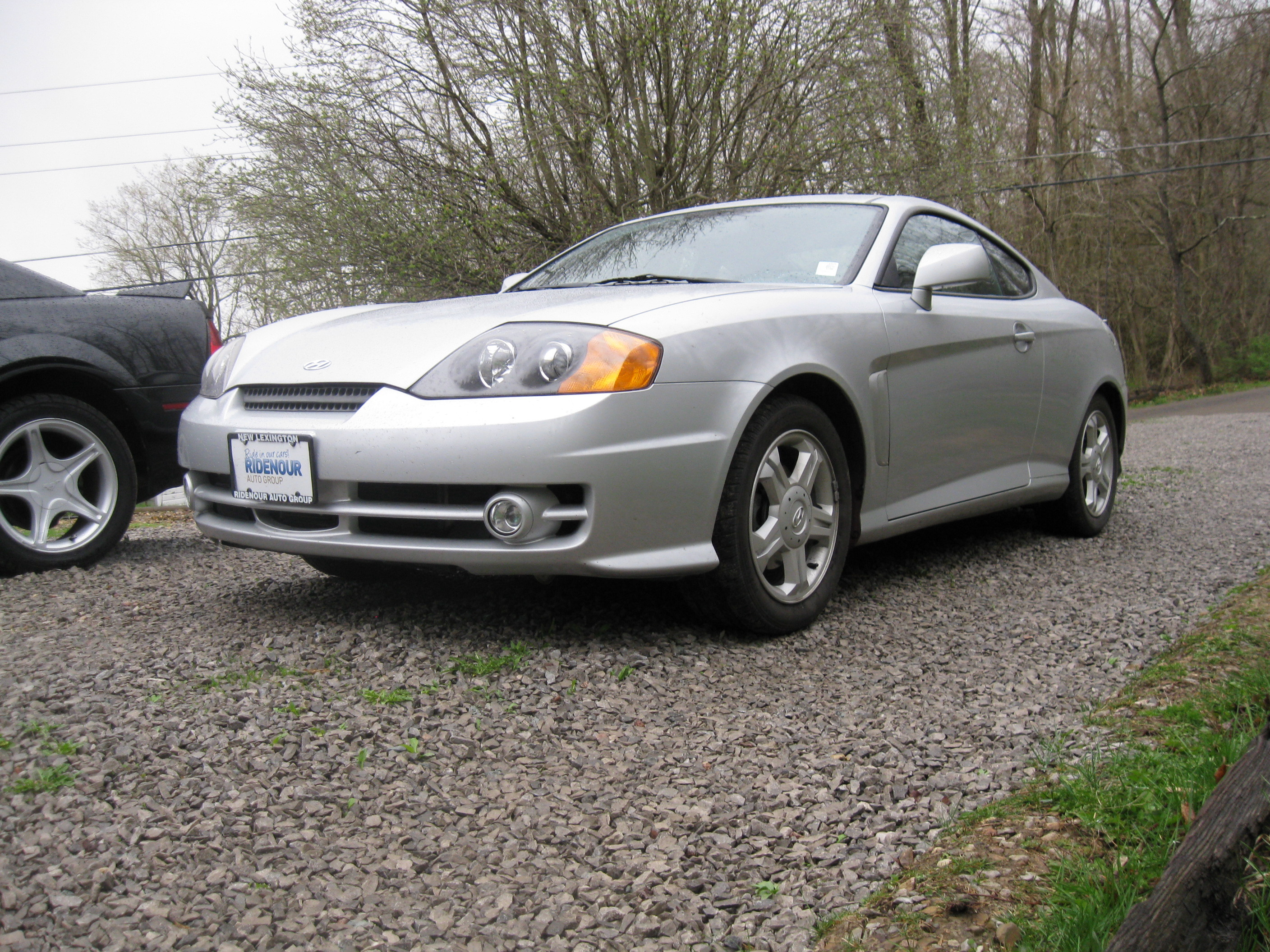 Another nickcapri8 2004 Hyundai Tiburon post... - 13708347