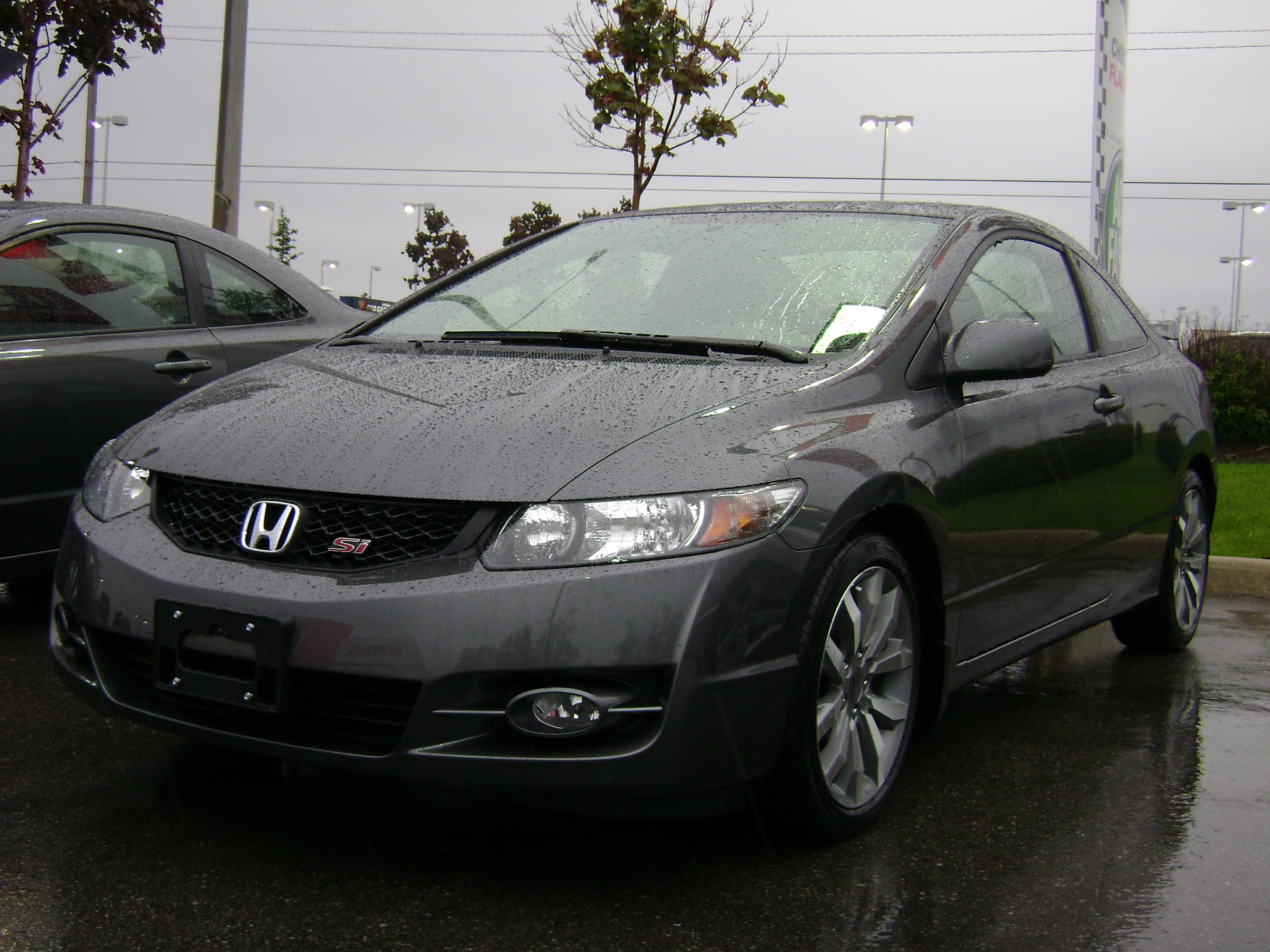 darkgreysi 2009 honda civic specs photos modification info at cardomain. Black Bedroom Furniture Sets. Home Design Ideas