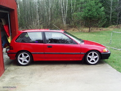 kymyers 1990 Honda Civic