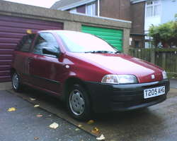 Lee-Houghton 1999 Fiat Punto