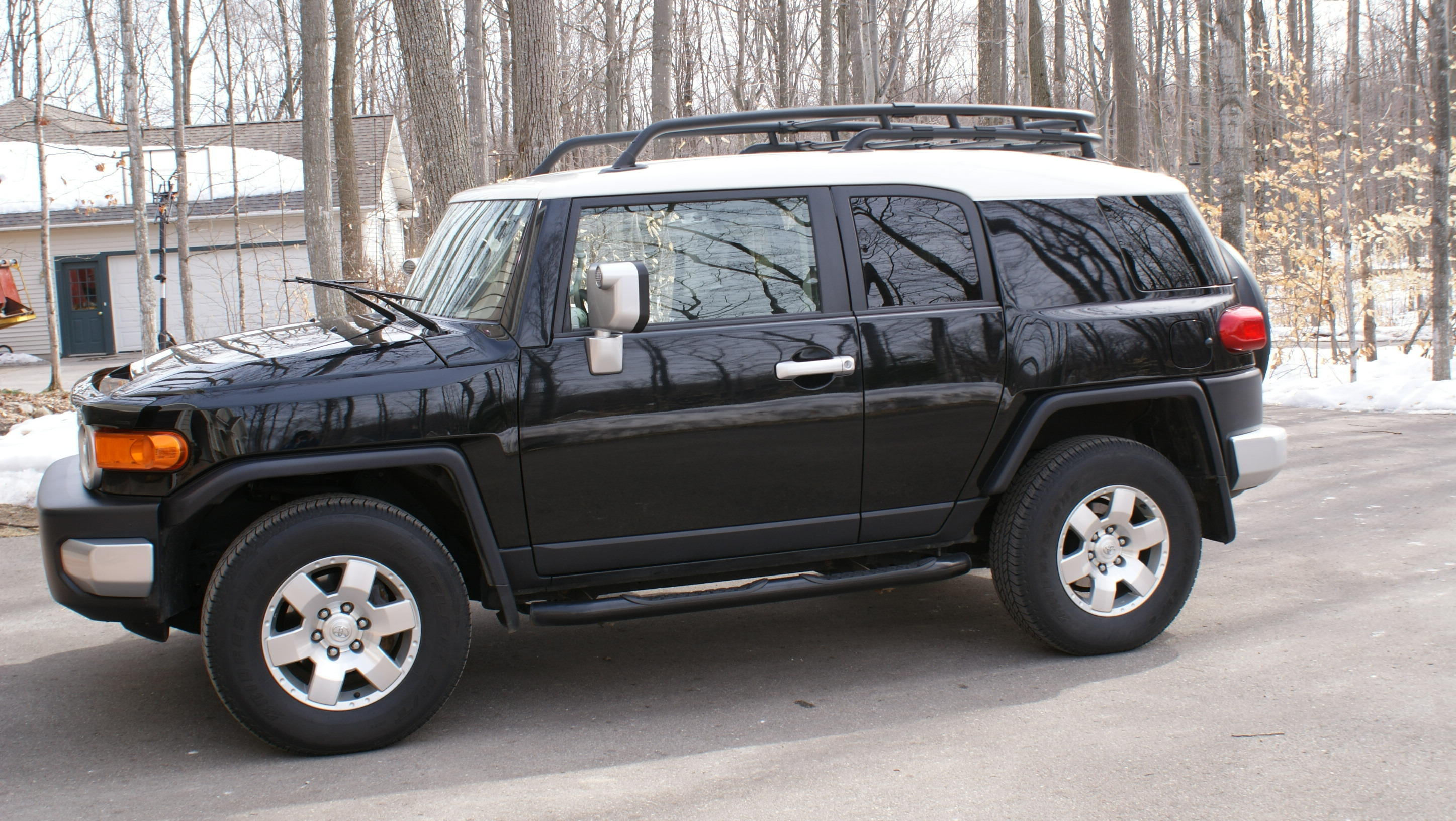 southsidedrive 2007 toyota fj cruiser specs photos modification info at cardomain. Black Bedroom Furniture Sets. Home Design Ideas