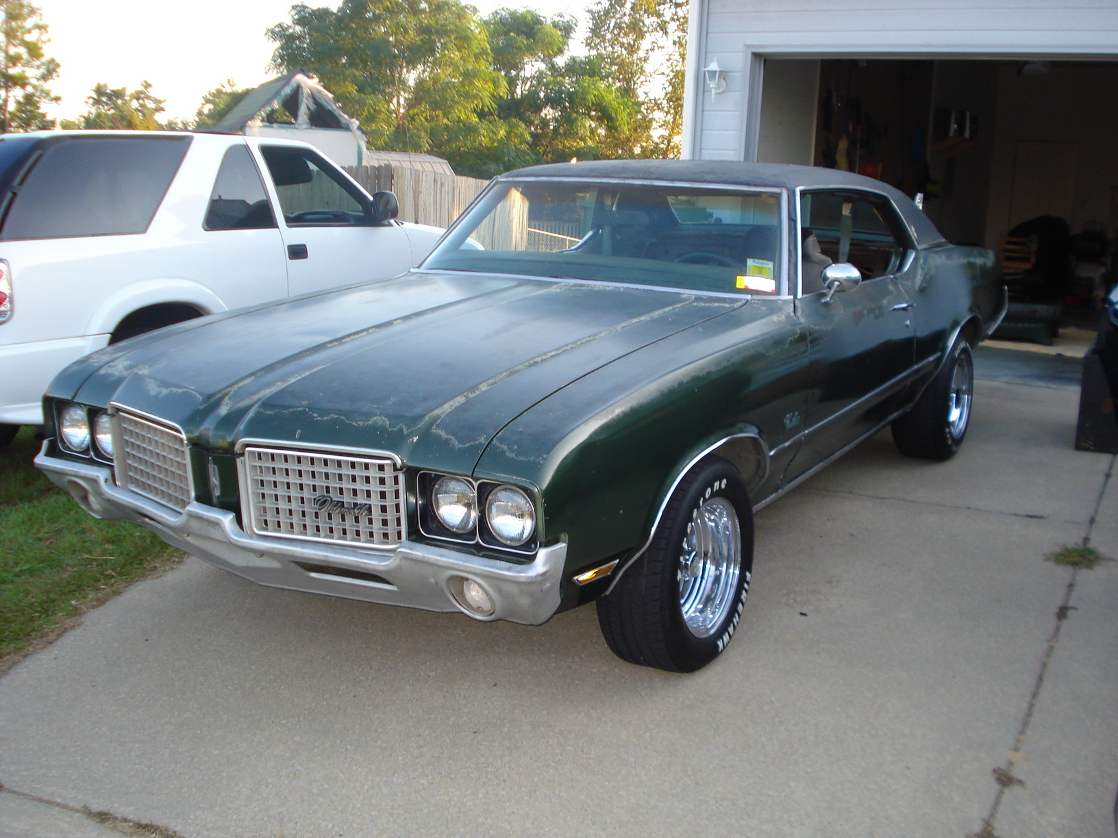 Micjones27 39 S 1972 Oldsmobile Cutlass Supreme In