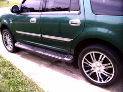 Trays-Blazs 1999 Ford Expedition