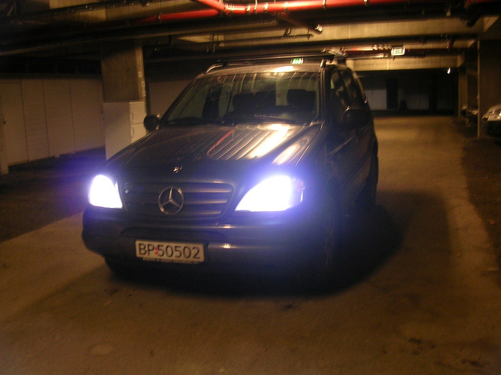 Another speisen 2000 Mercedes-Benz M-Class post... - 13235886