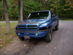 98Sportrams 1998 Dodge Ram 1500 Regular Cab
