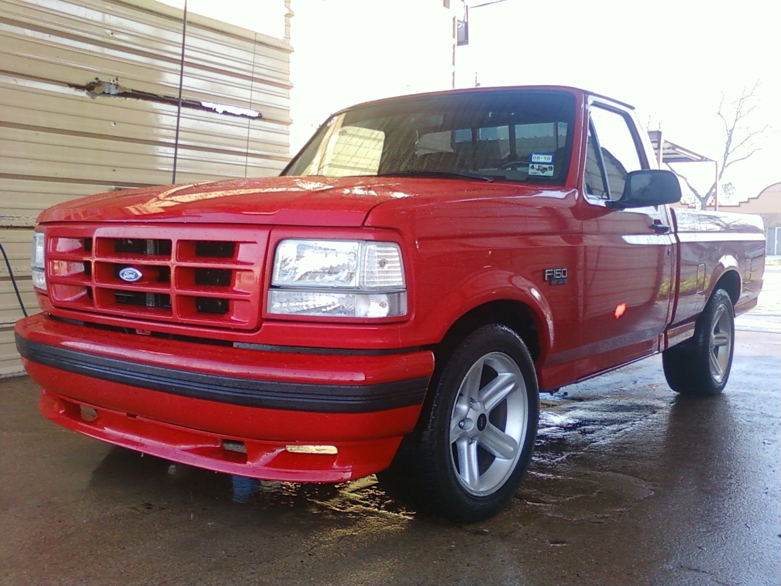 mrmcqueen 1995 ford f150 regular cab specs photos modification info at cardomain. Black Bedroom Furniture Sets. Home Design Ideas