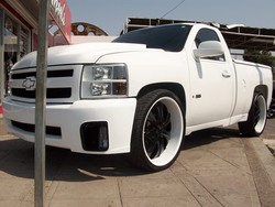 JC_Wheels 2010 Chevrolet Cheyenne