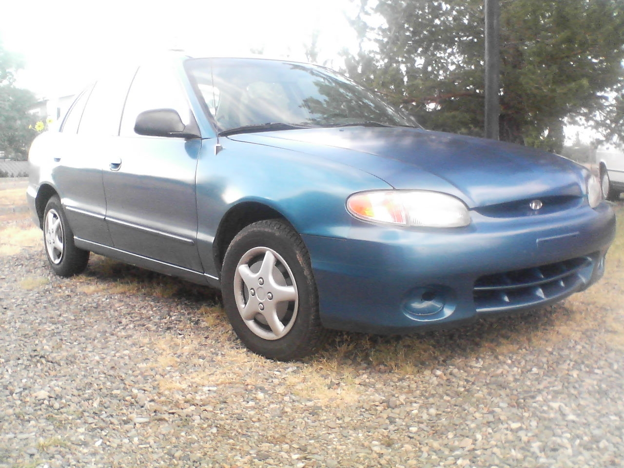Another rapid3642 1999 Hyundai Accent post... - 13474026