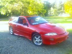 97CavRSs 1997 Chevrolet Cavalier