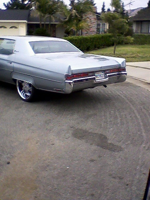 Another LILHEAV 1971 Buick Electra post... - 13238696