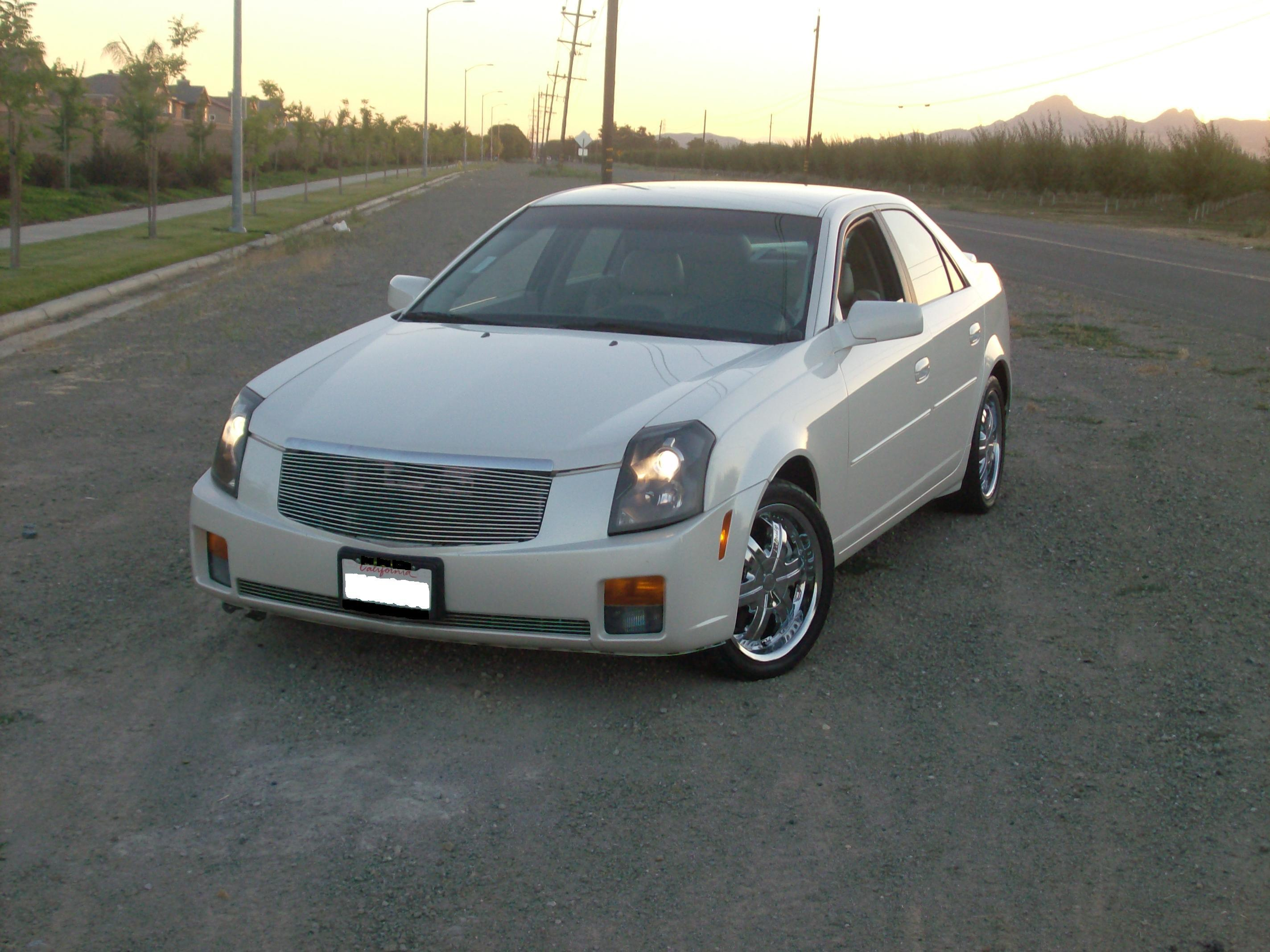 j nardo 2003 cadillac cts specs photos modification info. Black Bedroom Furniture Sets. Home Design Ideas