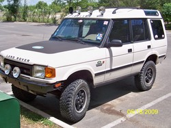 alexcivick 1996 Land Rover Discovery