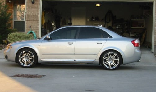Handyman98 2005 Audi S4 Specs Photos Modification Info