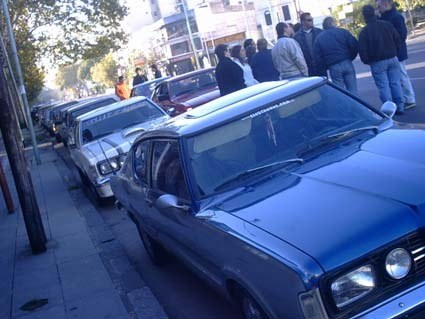 Another ARGENTINA04 1979 Ford Taunus post... - 9131931