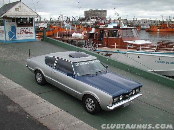 Another ARGENTINA04 1979 Ford Taunus post... - 9131935