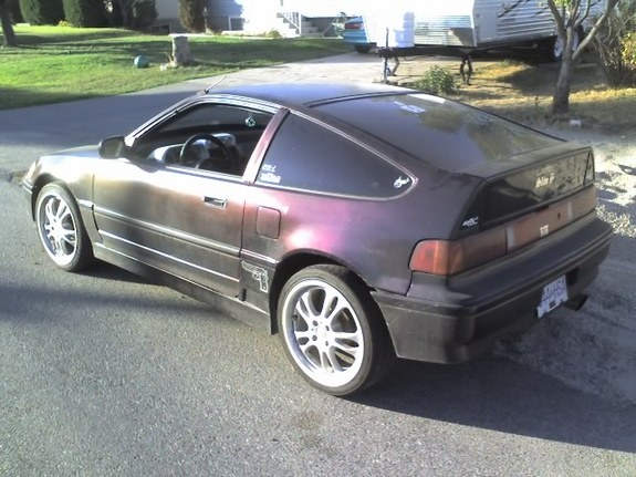 Another slimb 1988 Honda CRX post... - 9441537