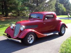mike34cpes 1934 Ford Coupe