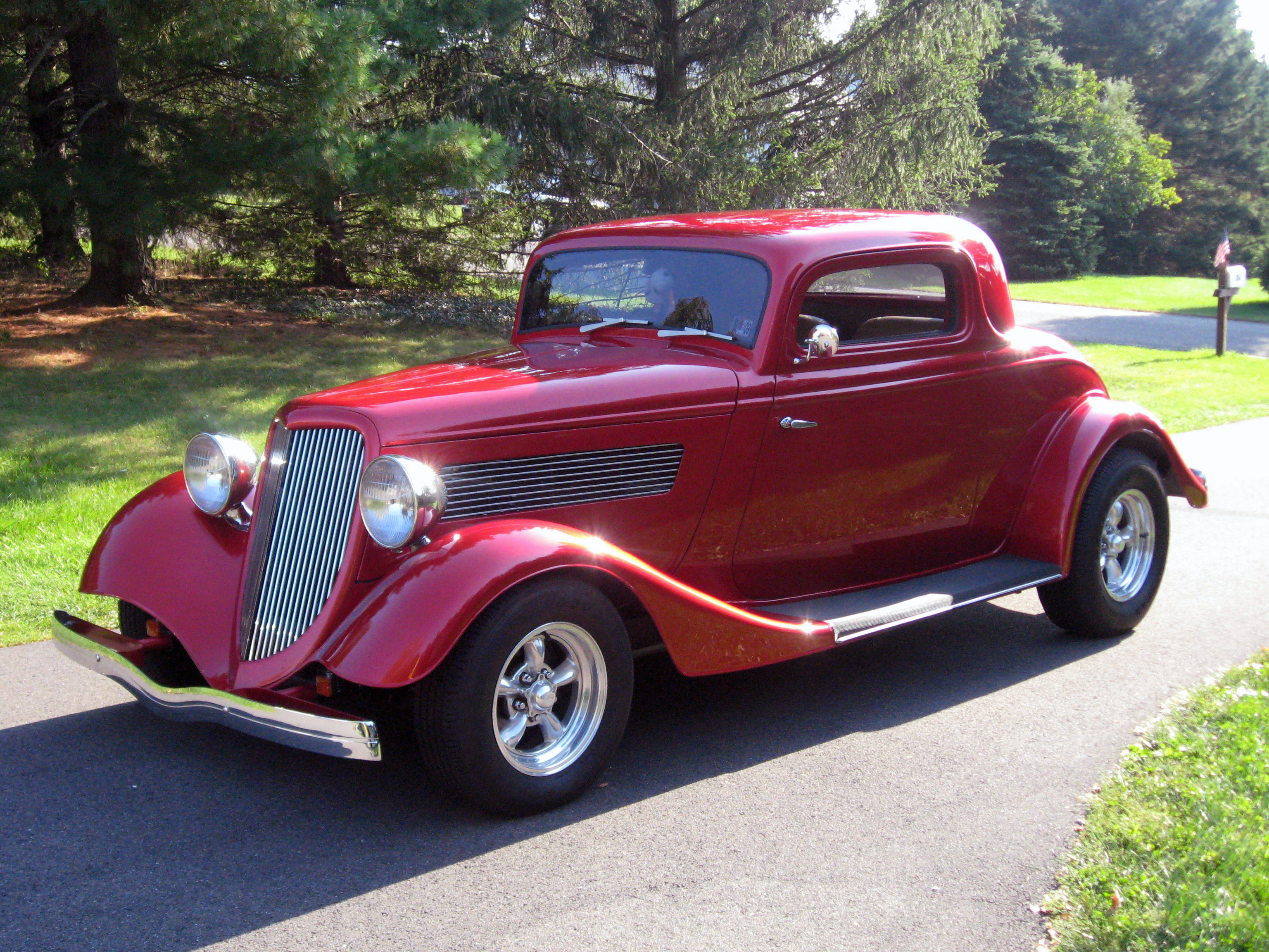 mike34cpe 1934 Ford Coupe