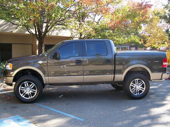 Drop Down Hitch >> jawjaboi 2005 Ford F150 Regular Cab Specs, Photos ...