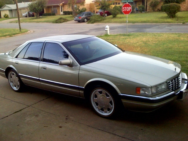 Another fats1421 1996 Cadillac Seville post... - 13239812