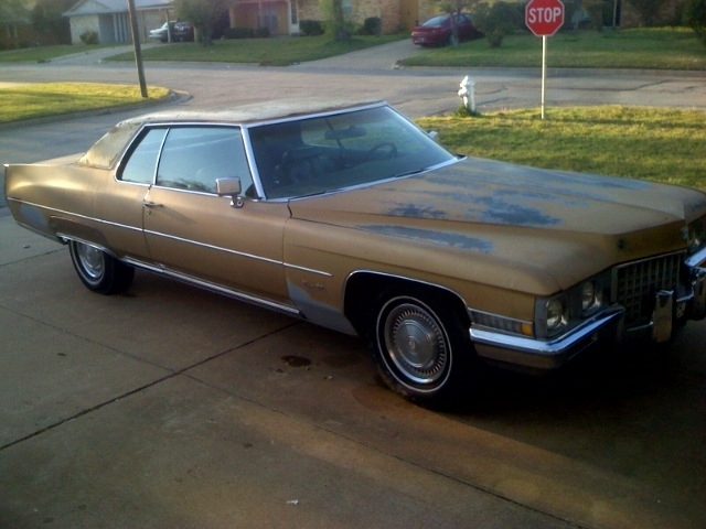 Another fats1421 1971 Cadillac DeVille post... - 13239772