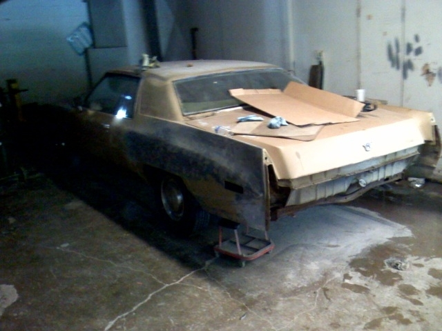 Another fats1421 1971 Cadillac DeVille post... - 13239774