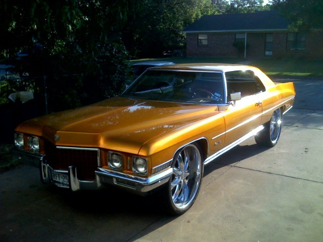 Another fats1421 1971 Cadillac DeVille post... - 13239789