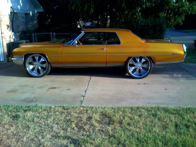 Another fats1421 1971 Cadillac DeVille post... - 13239790