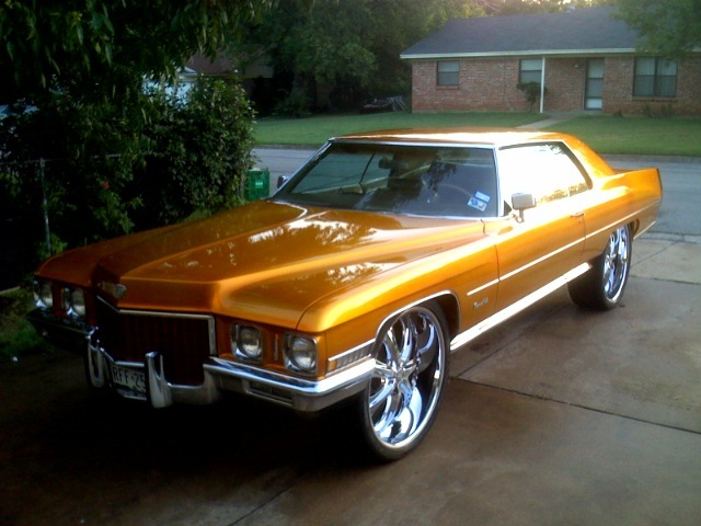 Another fats1421 1971 Cadillac DeVille post... - 13239794