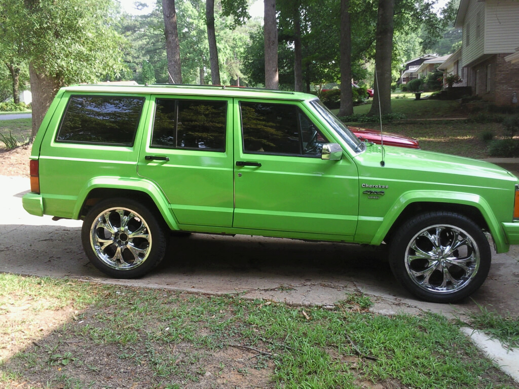 lashaunroman 1990 jeep cherokee specs photos modification info at cardomain. Black Bedroom Furniture Sets. Home Design Ideas