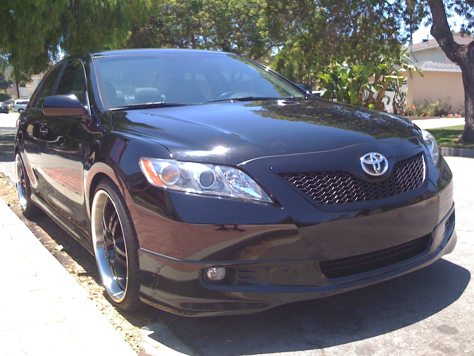 jondaone 2007 toyota camry specs photos modification. Black Bedroom Furniture Sets. Home Design Ideas