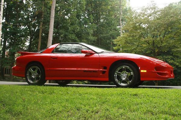 1998_Trans_Am_ls 1998 Pontiac Trans Am 13242509