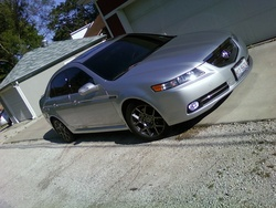 mexicanlowlife49s 2007 Acura TL