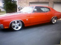 spikeeee12s 1971 Chevrolet Chevelle