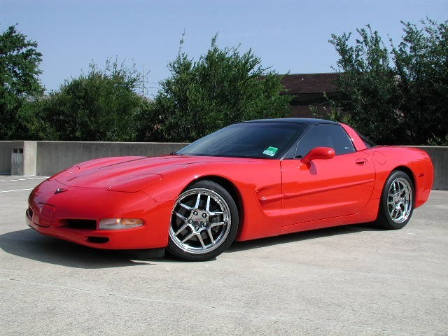 LewsCadi 1997 Chevrolet Corvette 13239637
