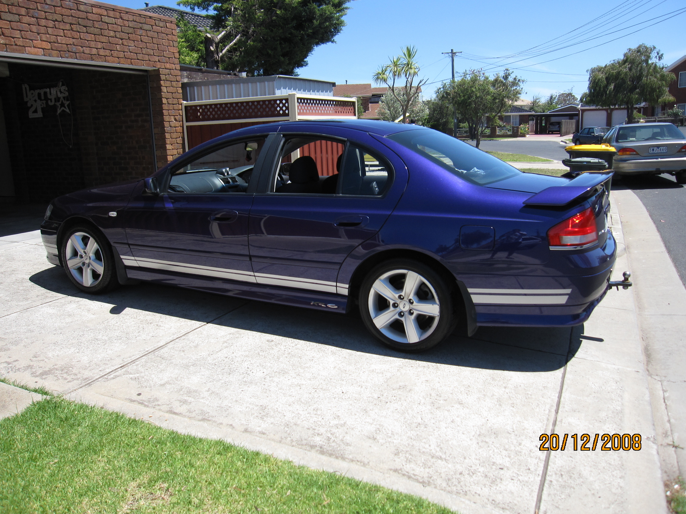 Another jetea 2003 Ford Falcon post... - 13252024