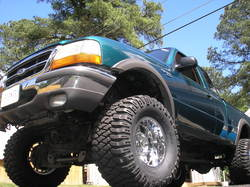 OBXRANGERs 1998 Ford Ranger Regular Cab