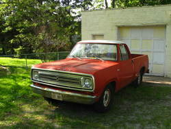 AMixon 1972 Dodge D150 Club Cab