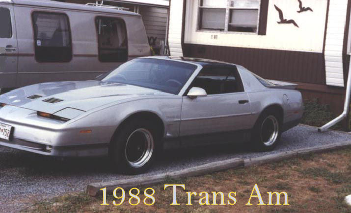 Another red04av 1988 Pontiac Trans Am post... - 13245969