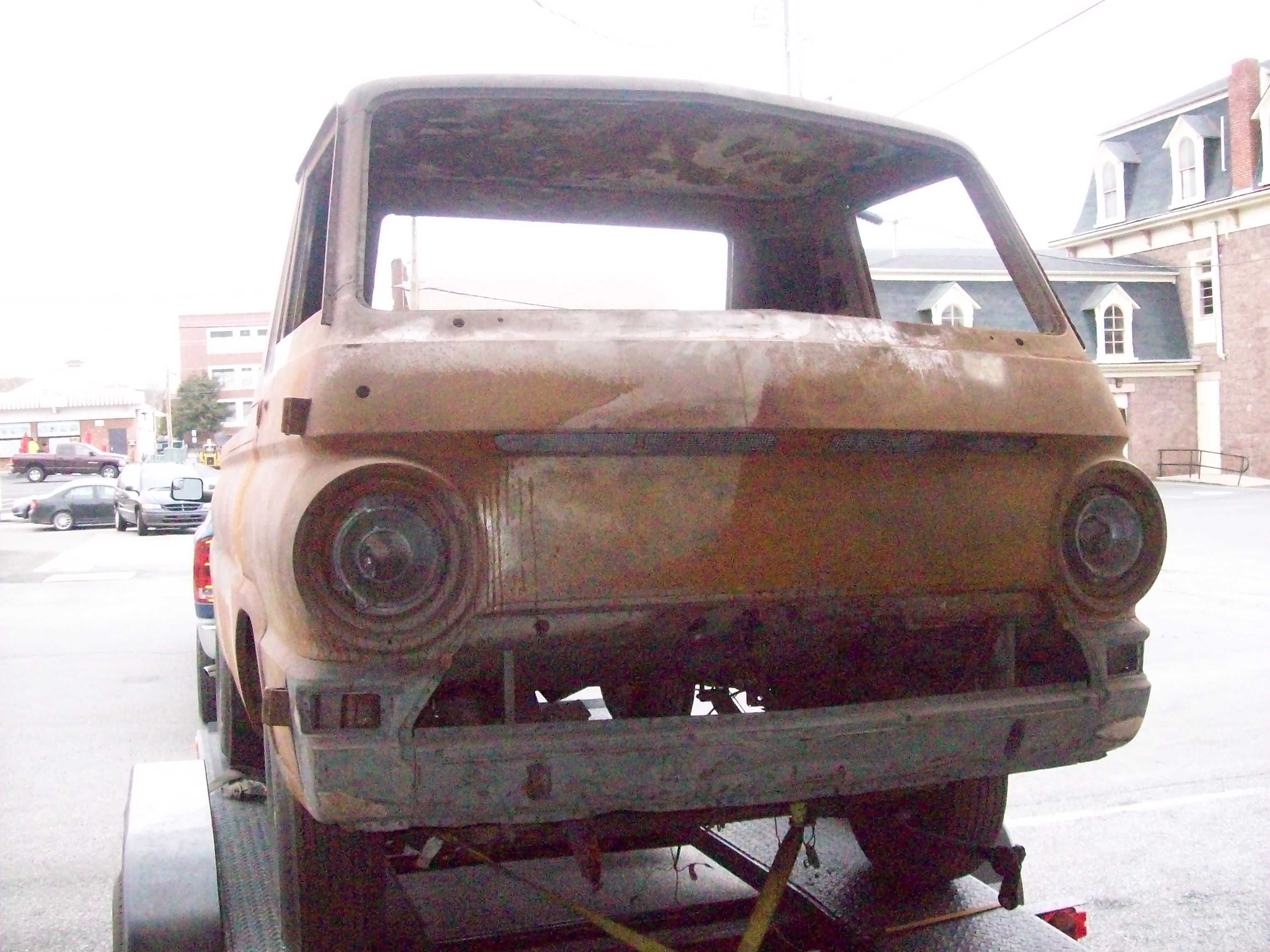 Another Hemishadow 1965 Dodge A-Series post... - 13246776