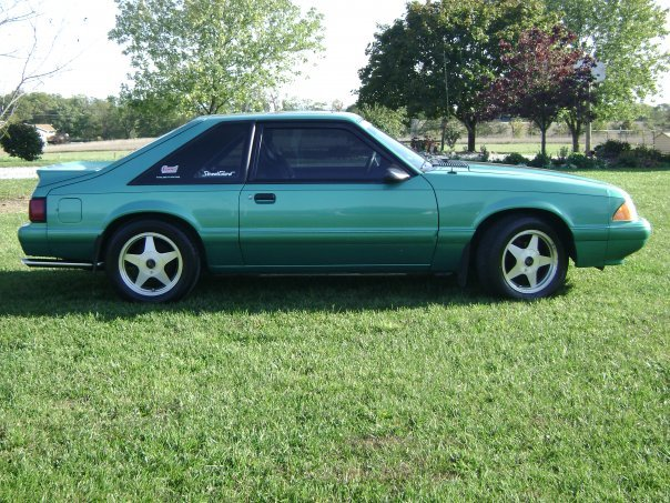 93ZStang 1993 Ford Mustang