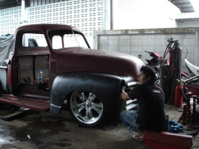 SpeedDProshop 1953 Chevrolet 3100 13244187