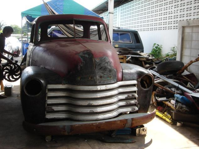 SpeedDProshop 1953 Chevrolet 3100 13244220