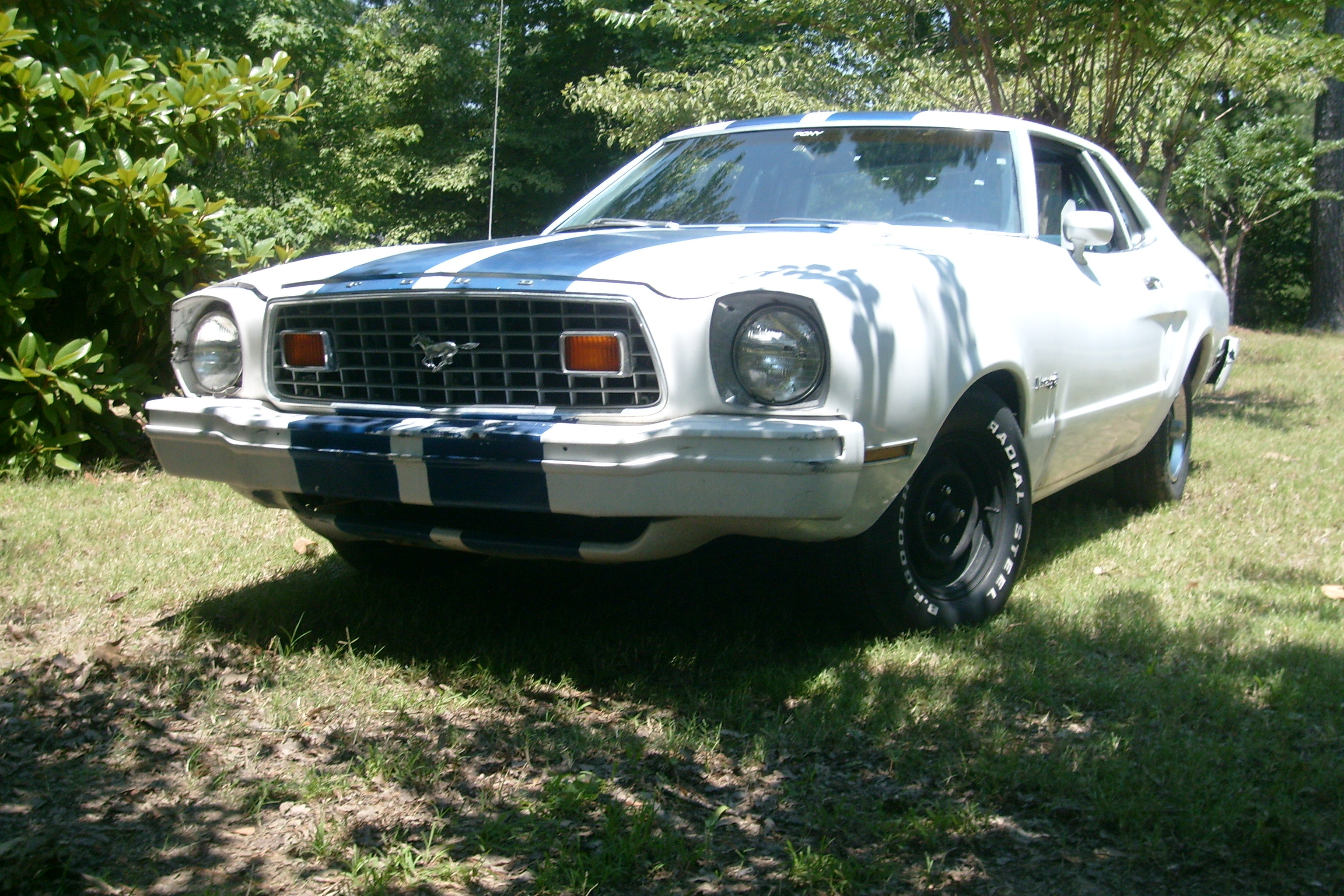 Another NX_Hoss 1976 Ford Mustang II post... - 13247318