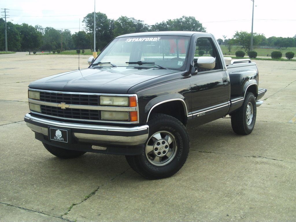 chevy trucks 1990s - photo #29