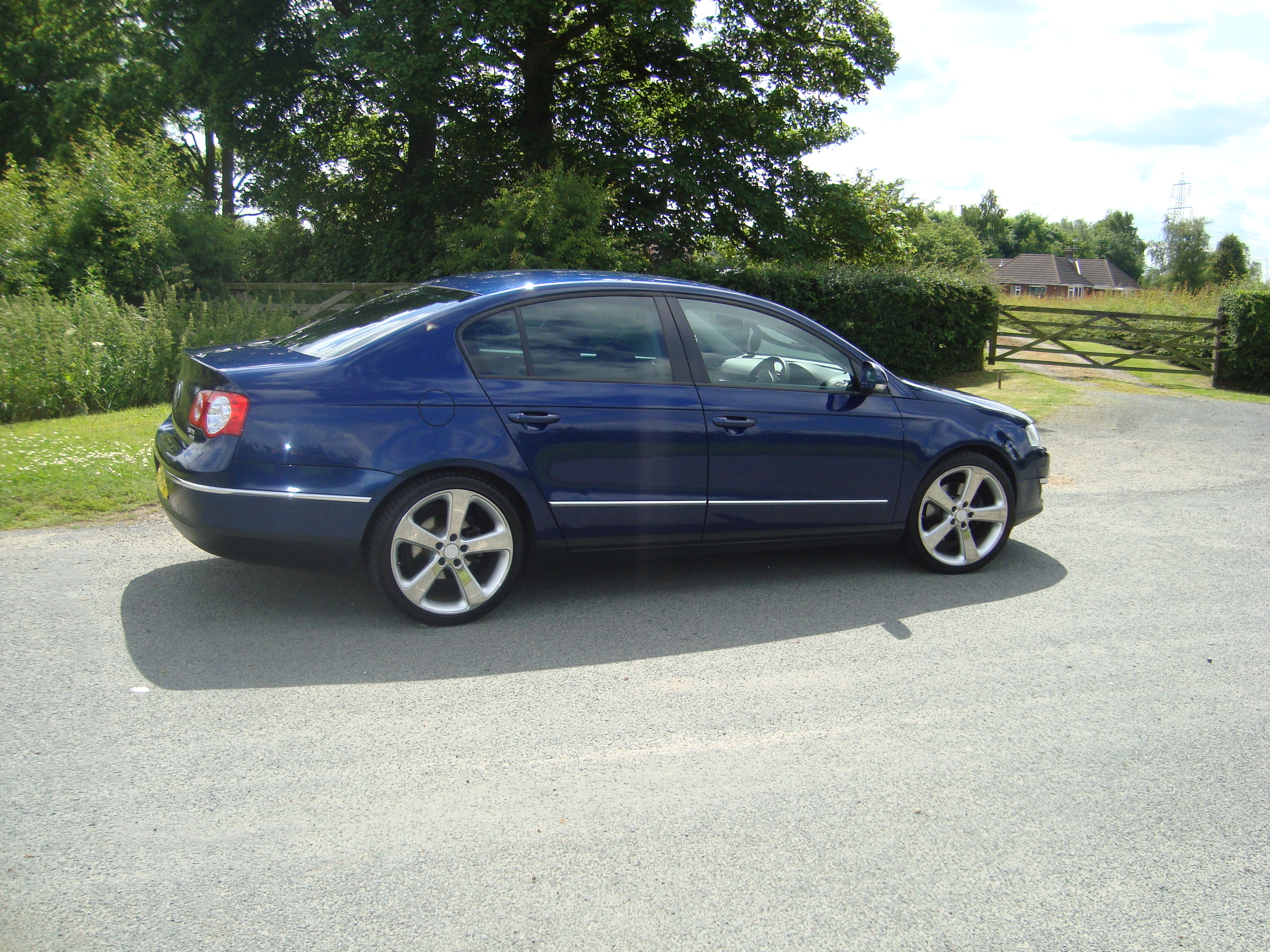Passat 2.0TDI 19's and remap