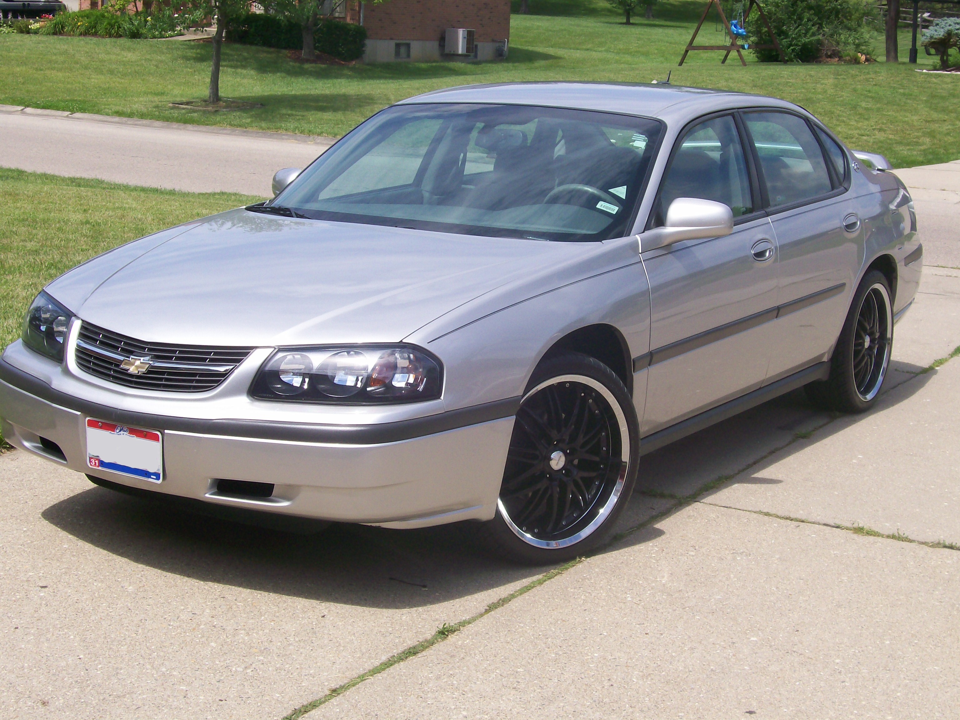 g dubzz 2005 Chevrolet Impala Specs s Modification Info at