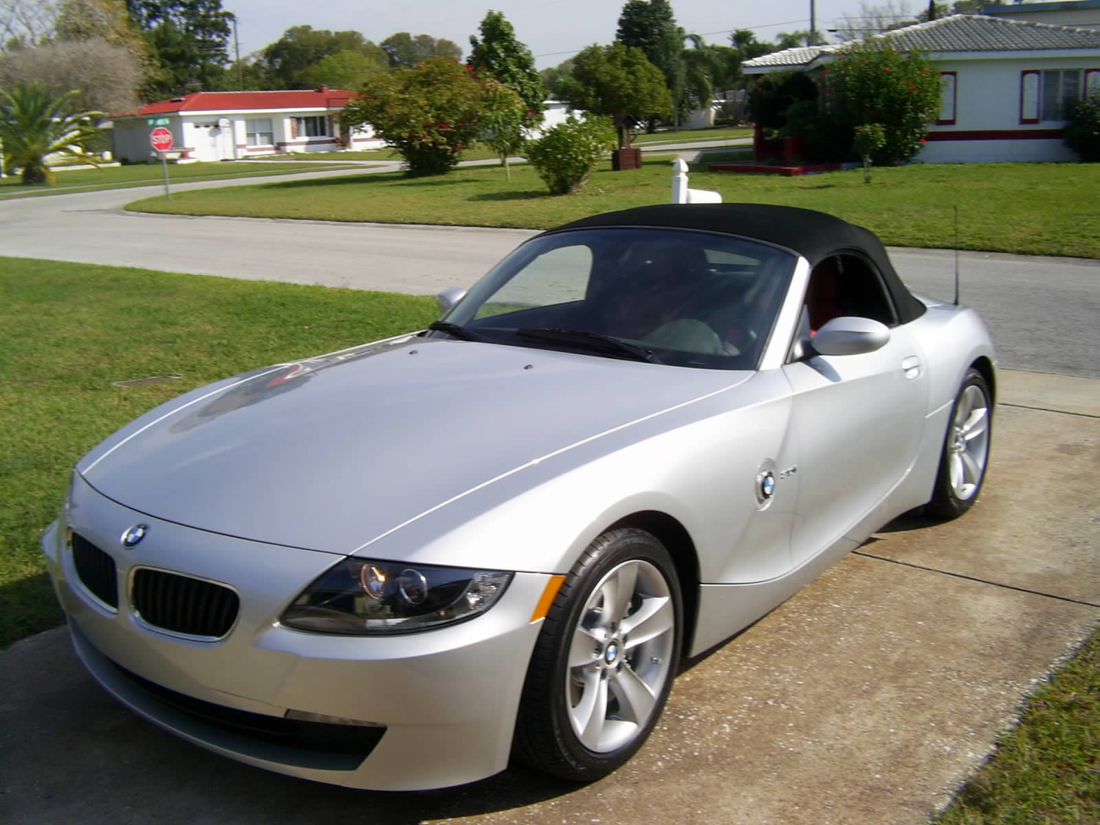 Brettstaylor 2007 Bmw Z4 Specs Photos Modification Info At Cardomain